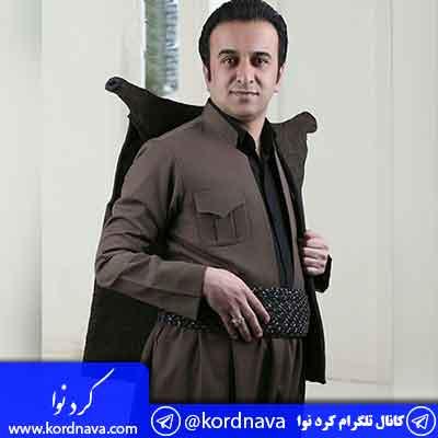 آهنگ پاییز از جمال محمودی