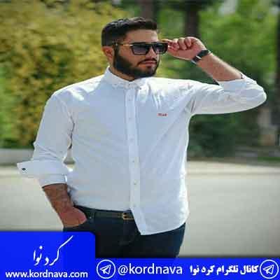 آهنگ عزادار از محمد امیری