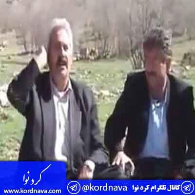 معرفی خان بابا محمدی توسط مرحوم حسینی
